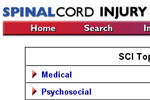 Spinalcord Injury Information Network Logo